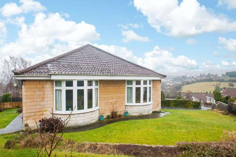 3 Bedrooms Detached Bungalow for sale in Bennetts Road, Lower Swainswick, Bath, BA1