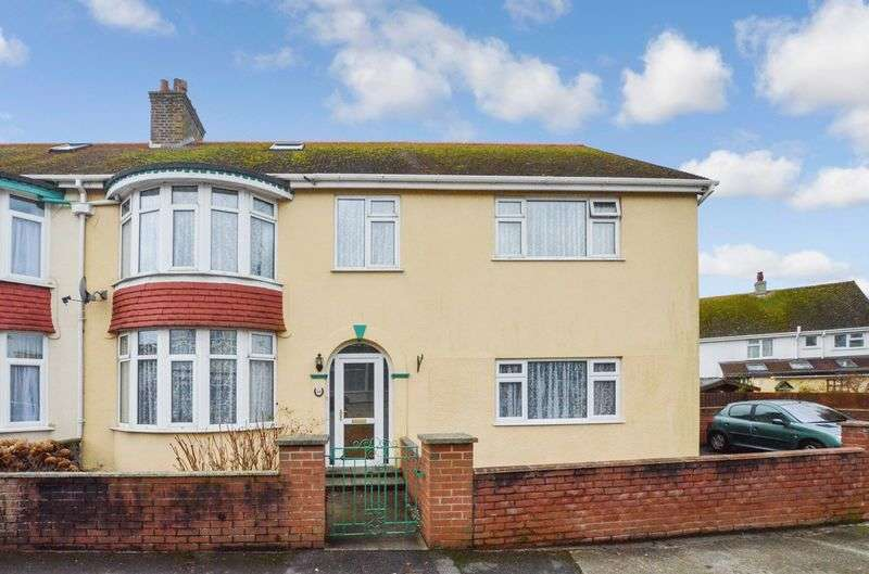 5 Bedrooms Semi Detached House for sale in Cedar Court Road, Torquay