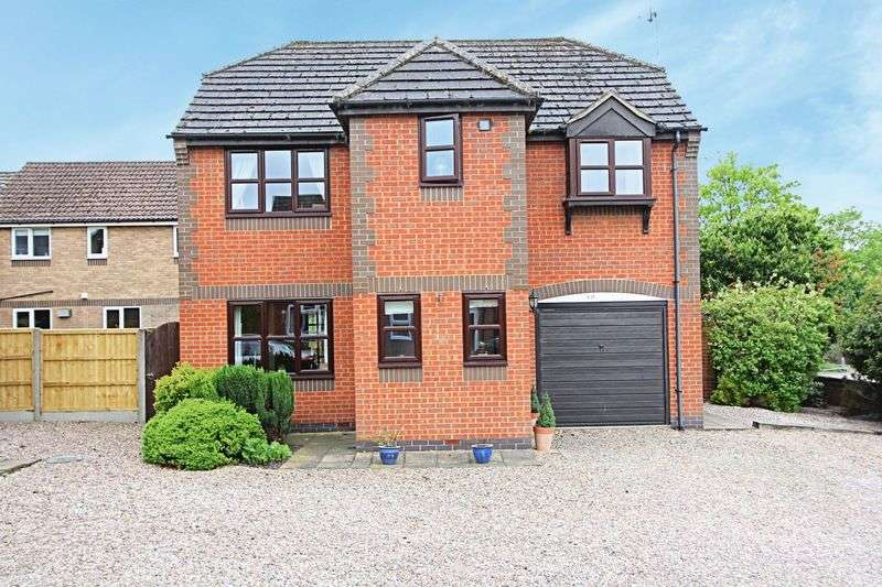 3 Bedrooms Detached House for sale in Palmer Lane, Barrow upon Humber