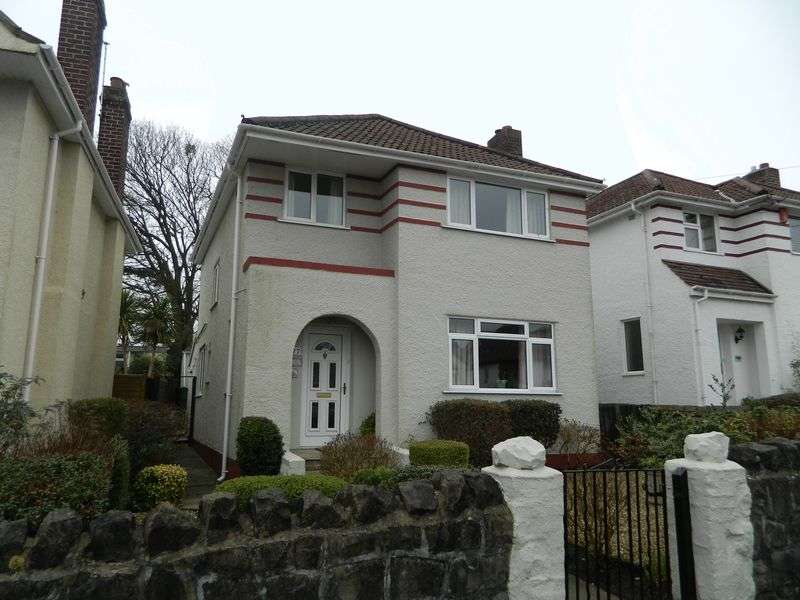 3 Bedrooms Detached House for sale in CLOSE TO ASHCOMBE PARK