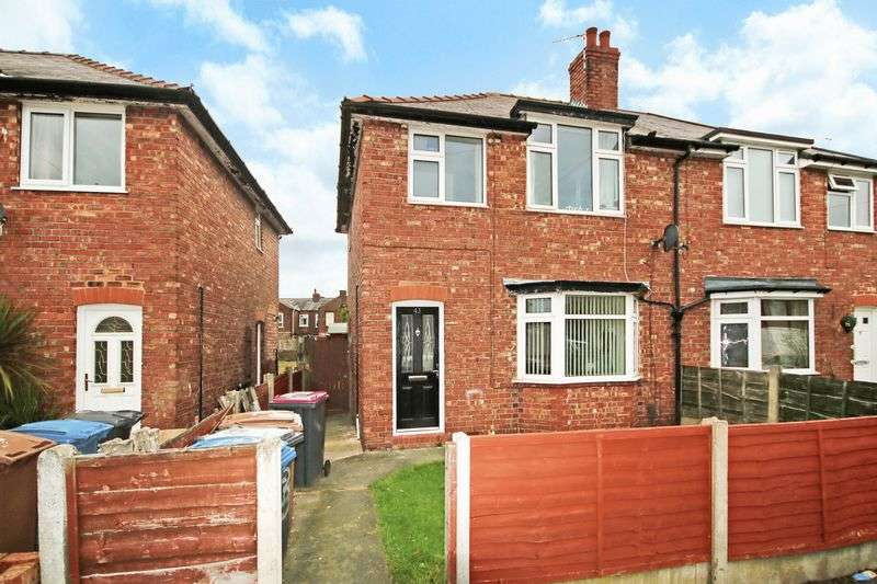 3 Bedrooms Semi Detached House for sale in Devon Road, Cadishead M44