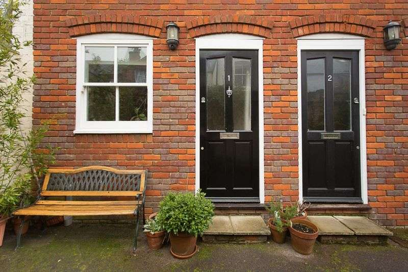1 Bedroom House for sale in The Mews, Culver Road, St. Albans