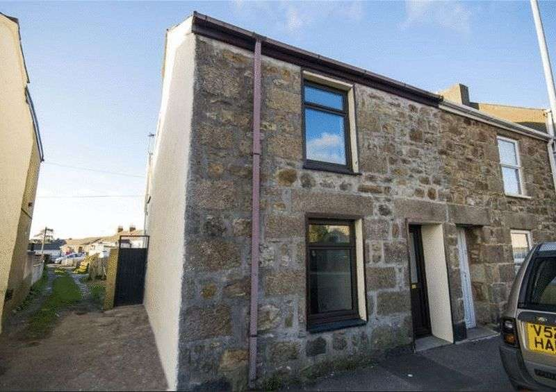 2 Bedrooms Property for sale in Trevenson Street, Camborne
