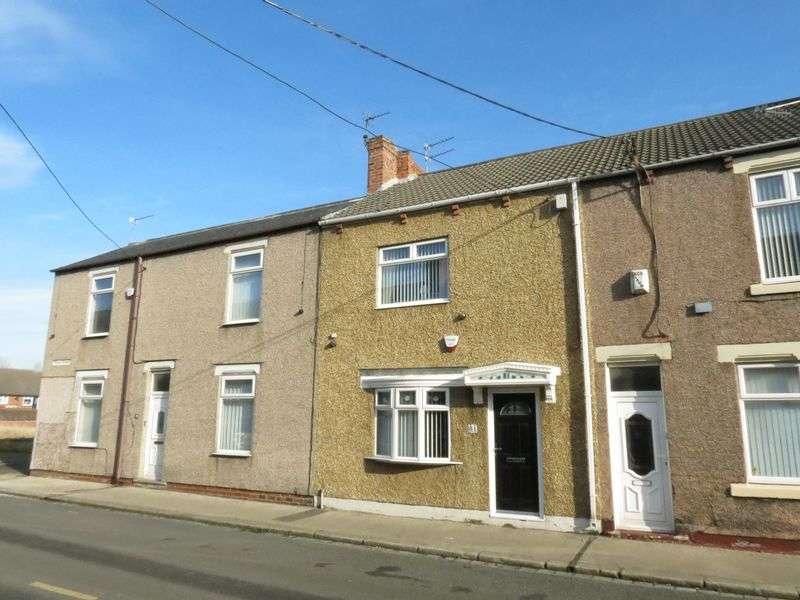 3 Bedrooms Terraced House for sale in Third Street, Horden