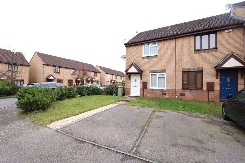 2 Bedrooms House for sale in Baynham Mead, Milton Keynes
