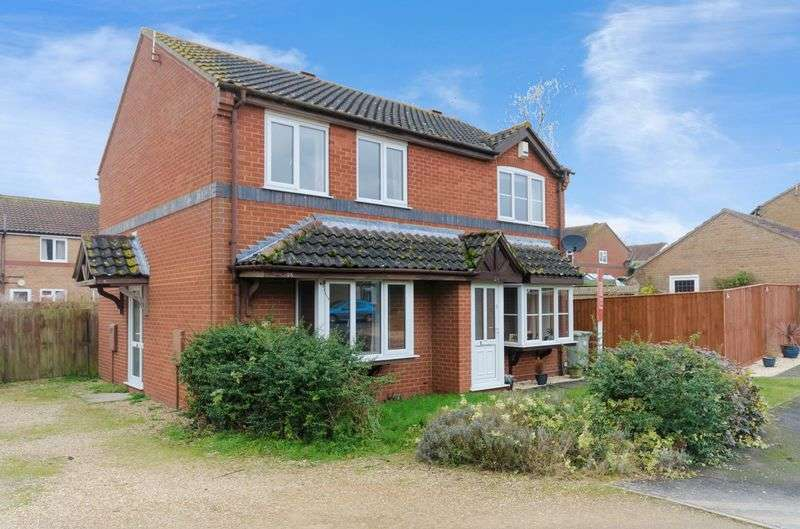 2 Bedrooms Semi Detached House for sale in College Park, Horncastle