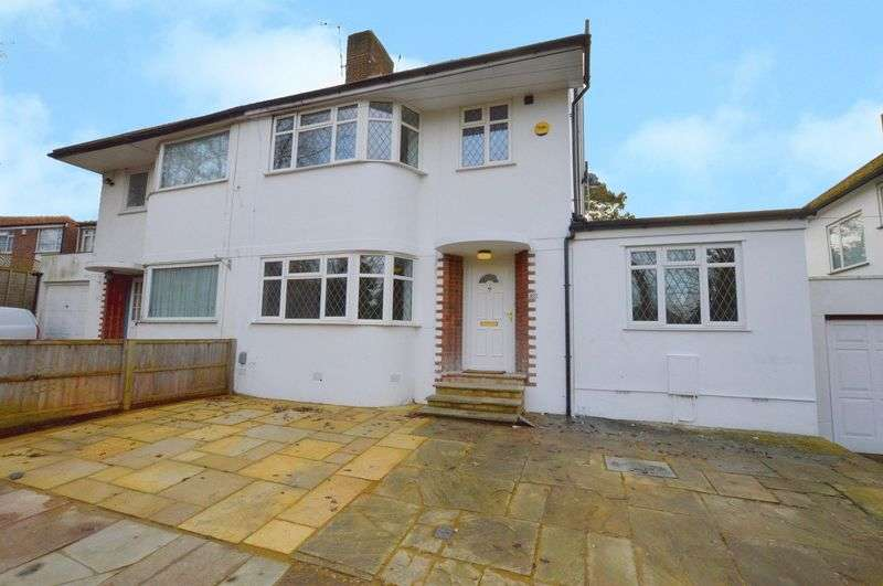 5 Bedrooms Semi Detached House for sale in Uxbridge Road, Harrow Weald