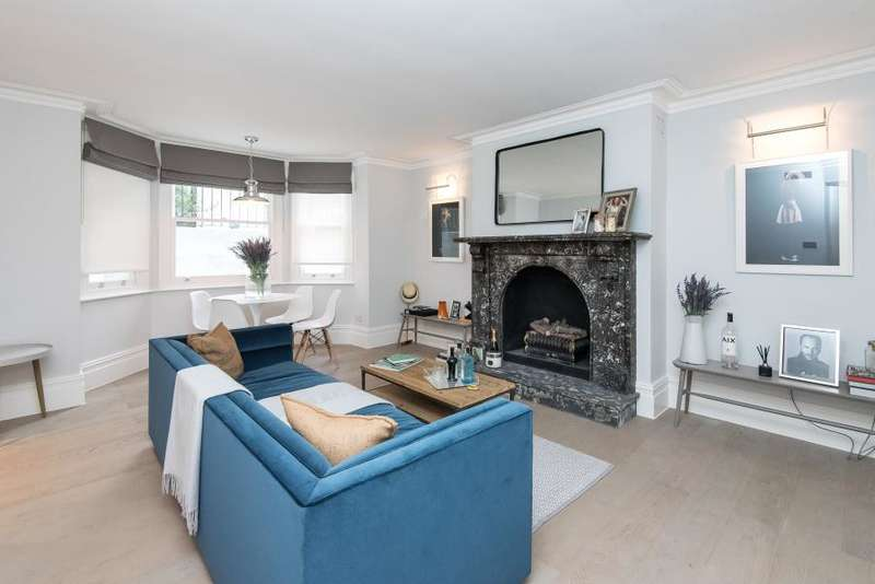 2 Bedrooms Flat for sale in Sydney Road, Richmond