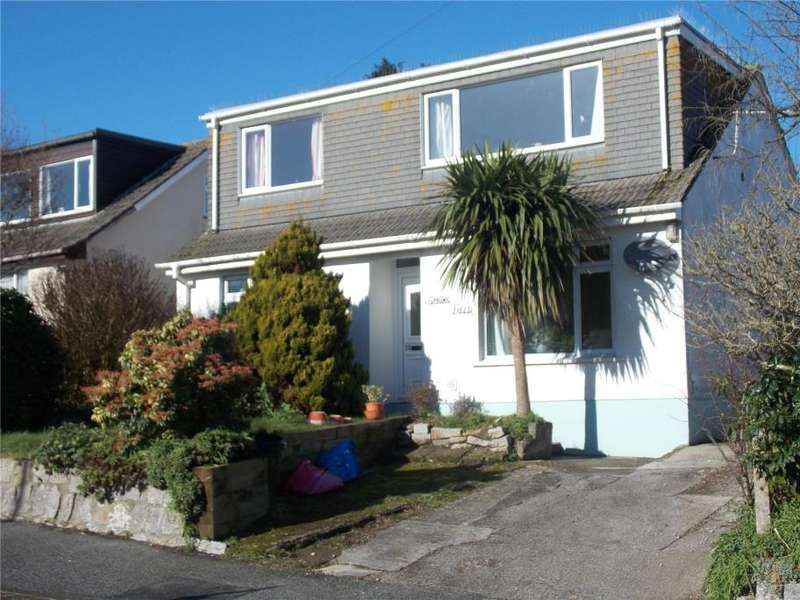 3 Bedrooms Detached House for sale in Poltair Road, Penryn, Cornwall