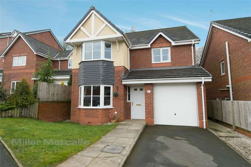 4 Bedrooms Detached House for sale in Valley View, Tottington, Bury, Lancashire