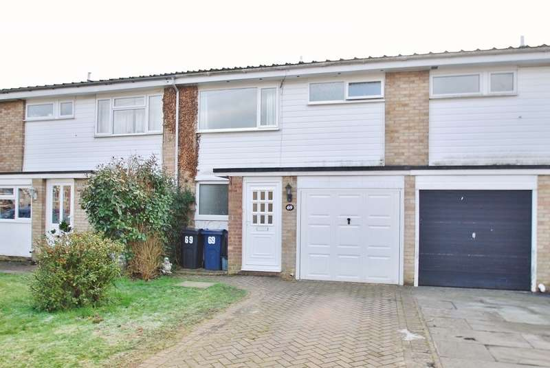 3 Bedrooms Terraced House for sale in Wrights Lane, Prestwood, HP16