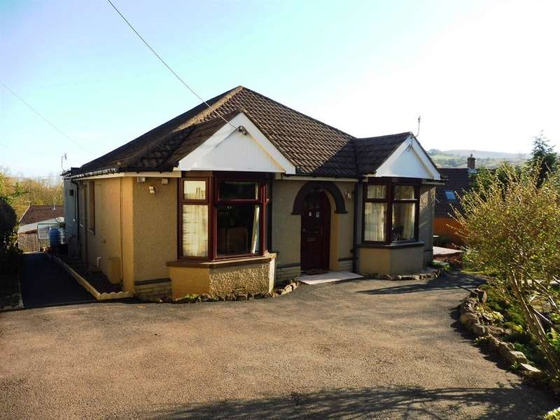 3 Bedrooms Detached Bungalow for sale in Usk Road, Pontypool