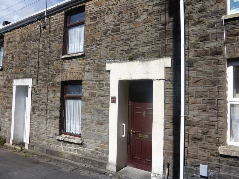 2 Bedrooms Terraced House for sale in Taylors Row, Neath