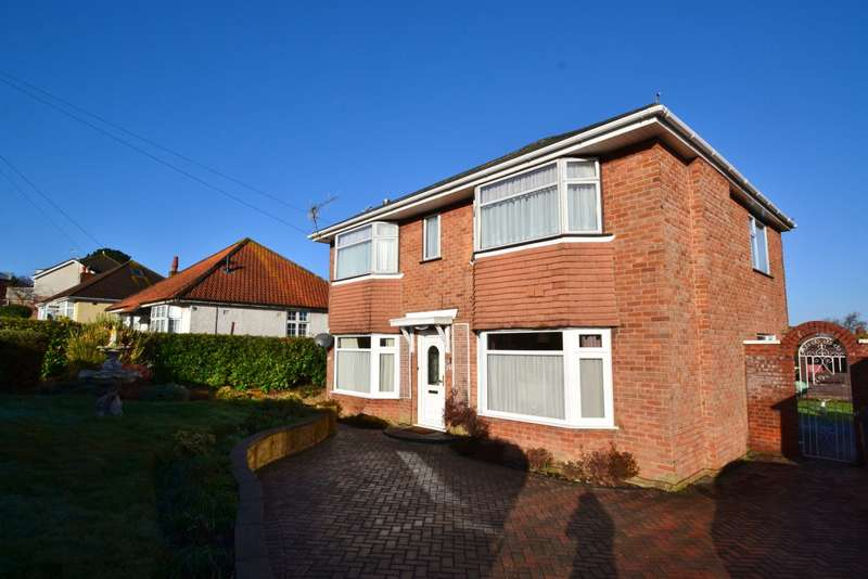 2 Bedrooms Flat for sale in Moordown