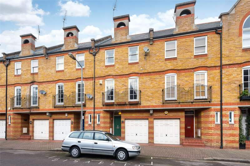 4 Bedrooms Terraced House for sale in Orville Road, London, SW11