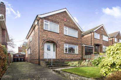 3 Bedrooms Detached House for sale in Greenland Crescent, Beeston, Nottingham