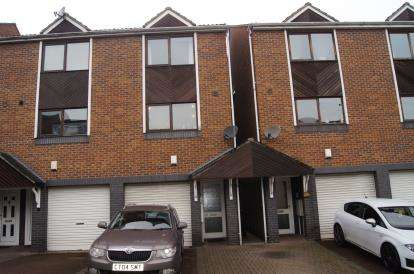 2 Bedrooms Terraced House for sale in Chesterfield Street, Carlton, Nottingham