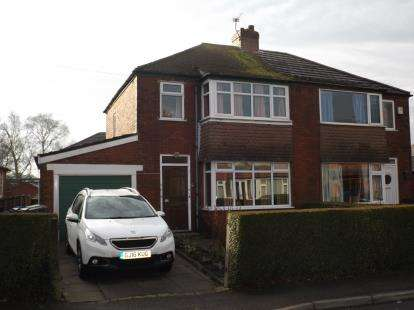 3 Bedrooms Semi Detached House for sale in Heathmoor Avenue, Lowton, Warrington, Greater Manchester
