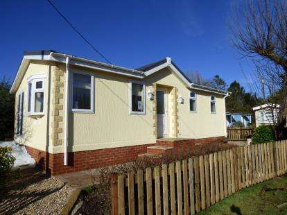 2 Bedrooms Mobile Home for sale in Martock, Somerset