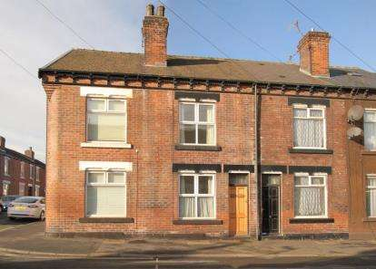 3 Bedrooms Terraced House for sale in Priestley Street, Sheffield, South Yorkshire