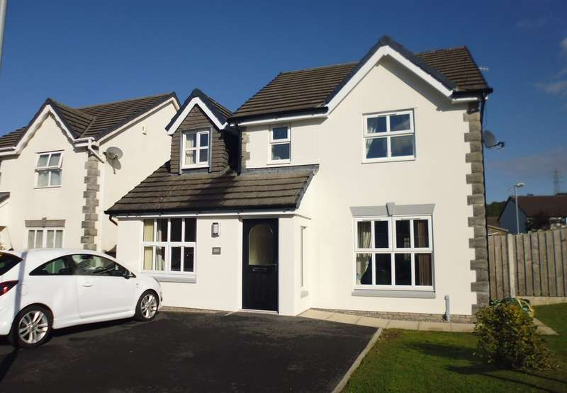 4 Bedrooms Detached House for sale in Valley Drive, Kendal