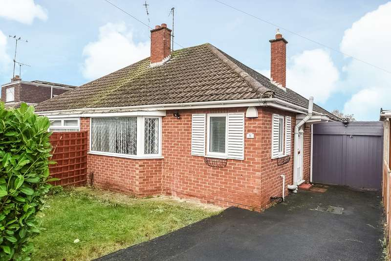 2 Bedrooms Semi Detached Bungalow for sale in Hatherley