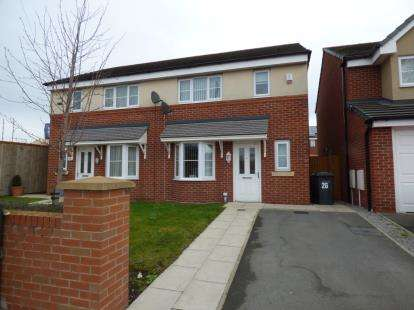 3 Bedrooms Semi Detached House for sale in Orrell Lane, Liverpool, Merseyside, L20