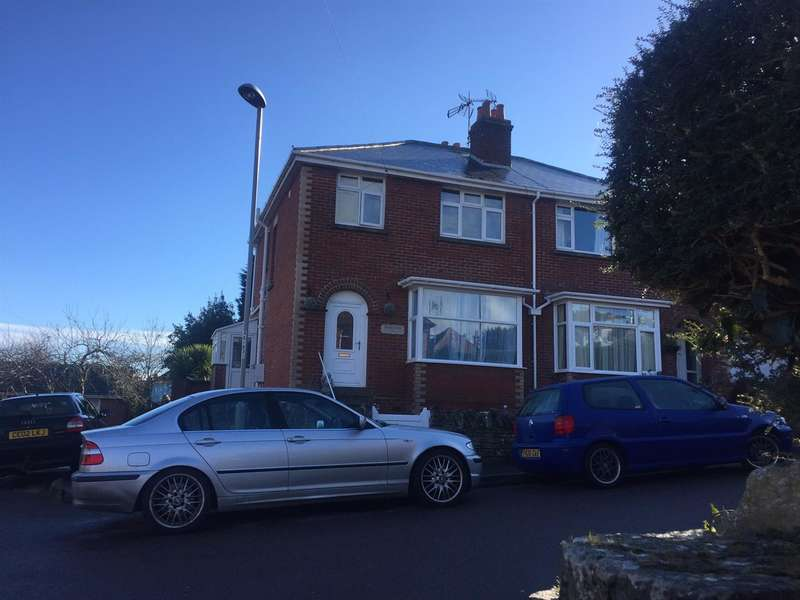 3 Bedrooms Semi Detached House for sale in South Road, Swanage