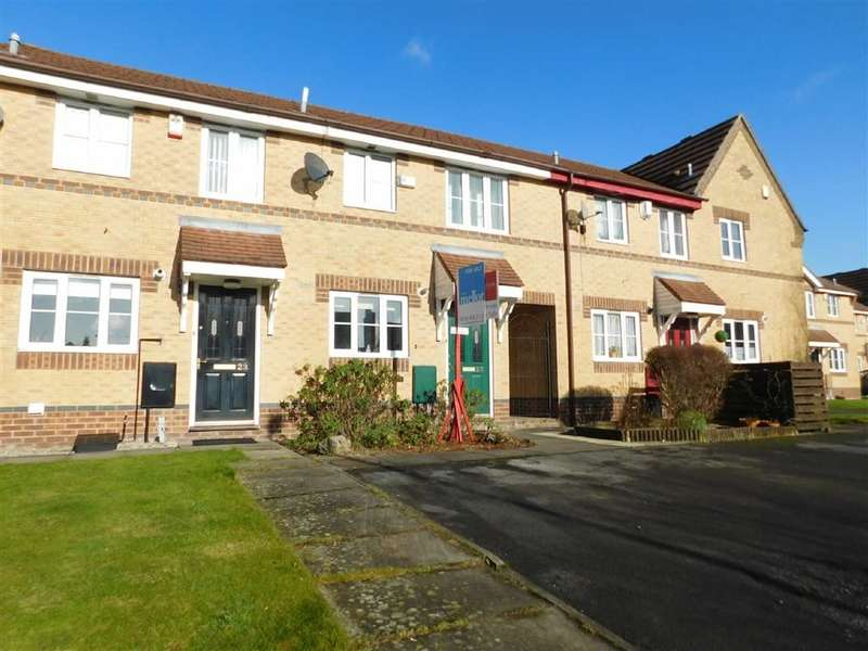 2 Bedrooms Property for sale in Petrel Close, Stockport, Stockport
