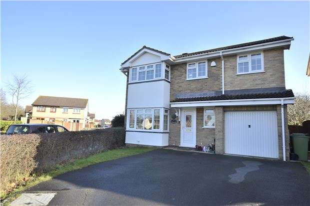 5 Bedrooms Property for sale in Mary Rose Avenue, Churchdown, GLOUCESTER, GL3 1NB