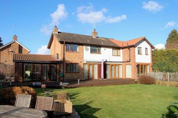 5 Bedrooms Detached House for sale in Green Street, Milton Malsor, Northampton NN7 3AT