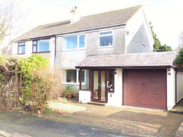 3 Bedrooms Semi Detached House for sale in Sycamore Road, Caton, Lancashire, LA2 9PB