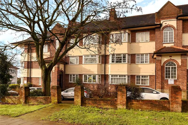 2 Bedrooms Apartment Flat for sale in Perwell Court, Alexandra Avenue, Harrow, Middlesex, HA2