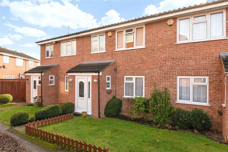 3 Bedrooms Terraced House for sale in Haslam Close, Ickenham, Uxbridge, UB10