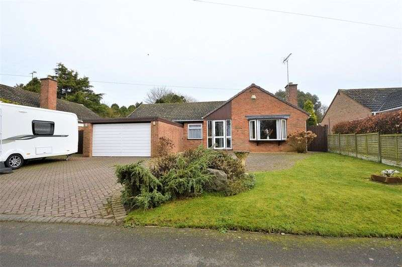 3 Bedrooms Detached Bungalow for sale in Oak Tree Lane * Cookhill
