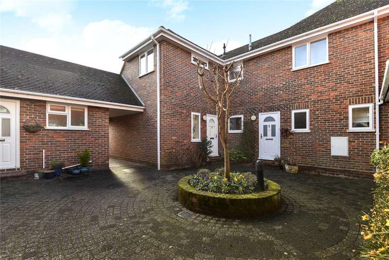 1 Bedroom Semi Detached House for sale in Paviors, Cherry Tree Close, Farnham, Surrey, GU9
