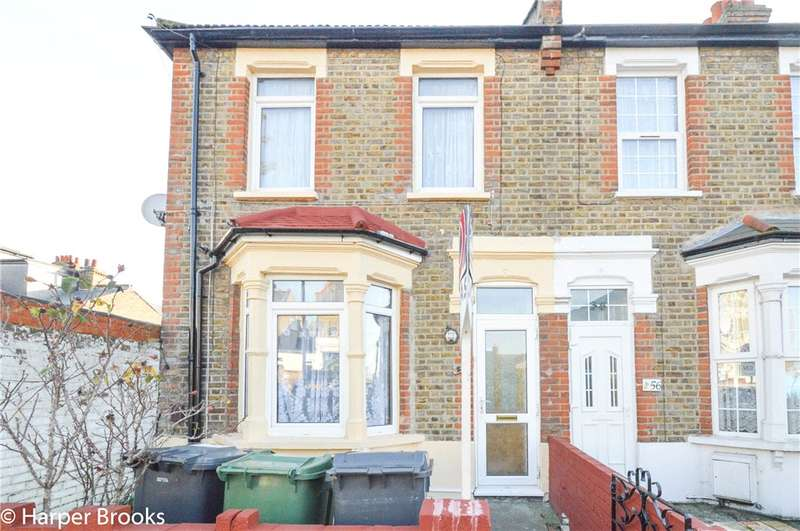3 Bedrooms End Of Terrace House for sale in Gainsford Road, London, E17