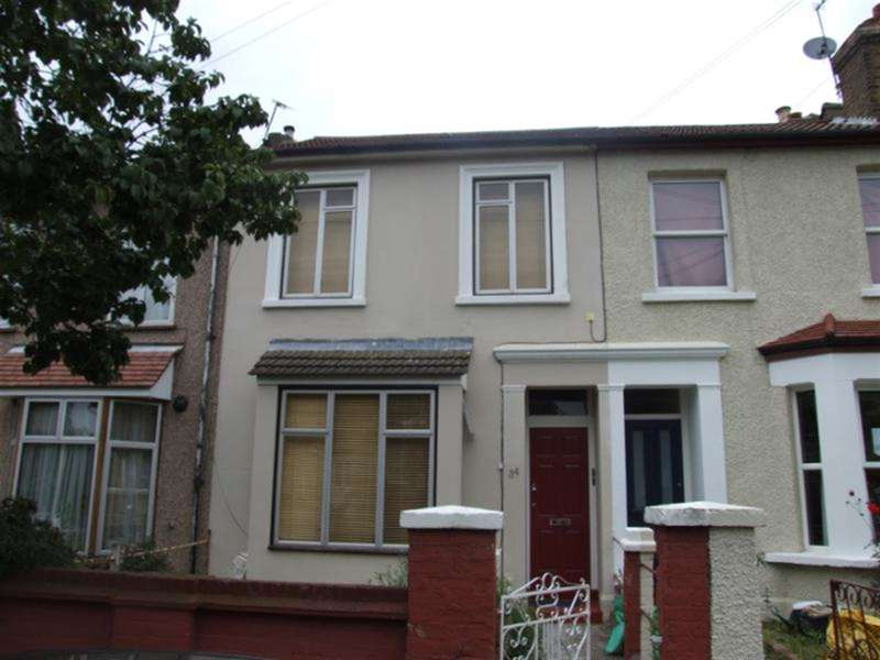 1 Bedroom Terraced House for sale in Rosebank Road, Hanwell, London, W7 2EN