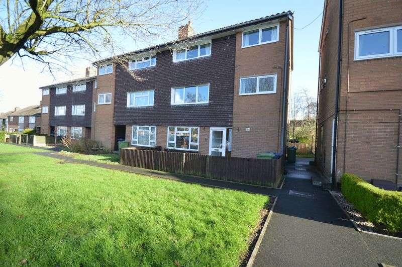 1 Bedroom Flat for sale in Monks Walk, Stafford