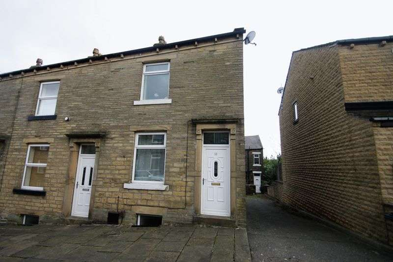 2 Bedrooms Terraced House for sale in Rockville Terrace, Halifax