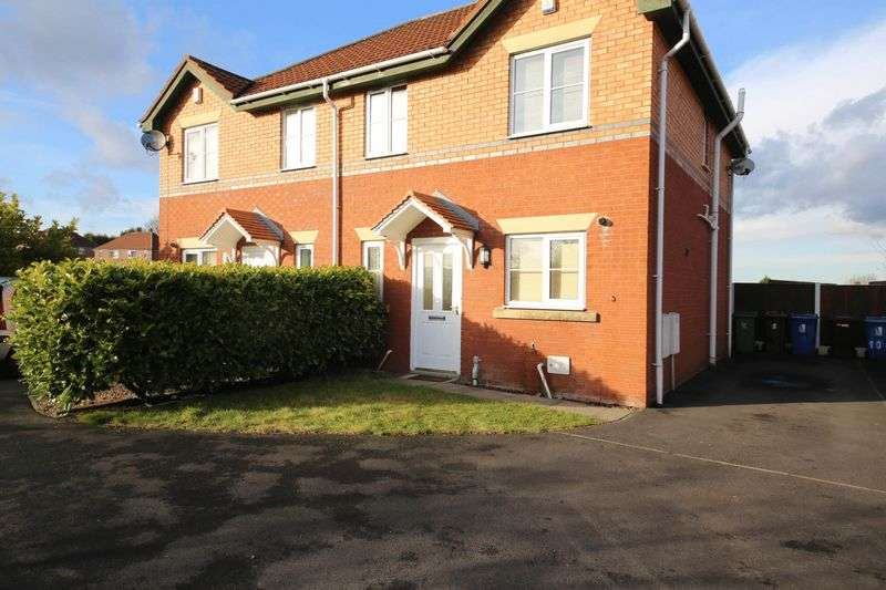 3 Bedrooms Semi Detached House for sale in Sherwood Drive, Pemberton, Wigan