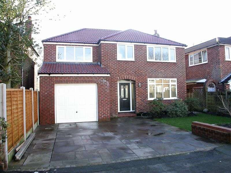4 Bedrooms Detached House for sale in POYNTON (MILTON DRIVE)