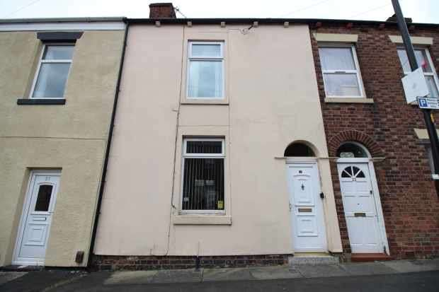 2 Bedrooms Terraced House for sale in Charles Street, Wigan, Lancashire, WN1 2BP