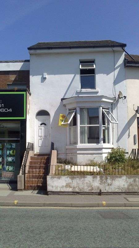 2 Bedrooms Terraced House for rent in 126 Ford Road