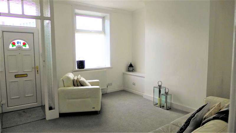 2 Bedrooms Terraced House for sale in Byron Street, Burnley