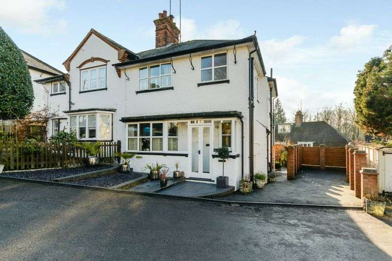 3 Bedrooms Semi Detached House for sale in Colleyland, Chorleywood, Rickmansworth, Hertfordshire, WD3