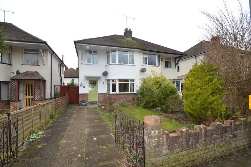 3 Bedrooms Semi Detached House for sale in Eastleigh