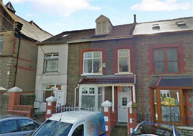 5 Bedrooms Terraced House for sale in Station Street, Treherbert, Treorchy, Mid Glamorgan