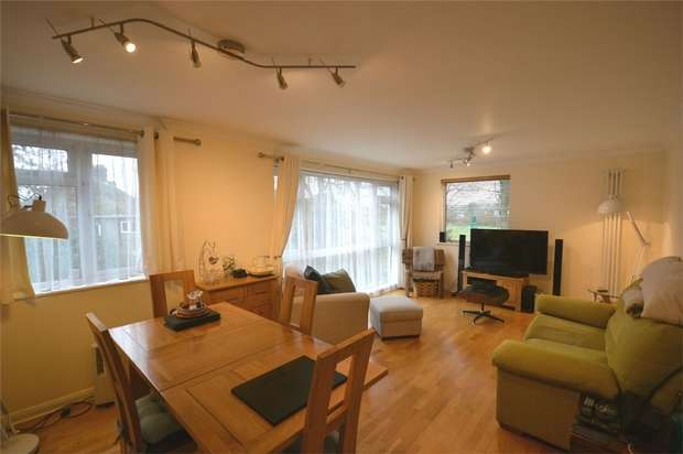 2 Bedrooms Flat for sale in Thomas A Beckett Close, WEMBLEY, Middlesex