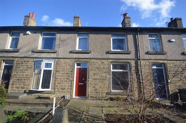 3 Bedrooms Terraced House for sale in Broad Lane, Moldgreen, HUDDERSFIELD, West Yorkshire